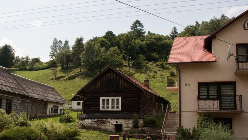 Żegiestów wieś