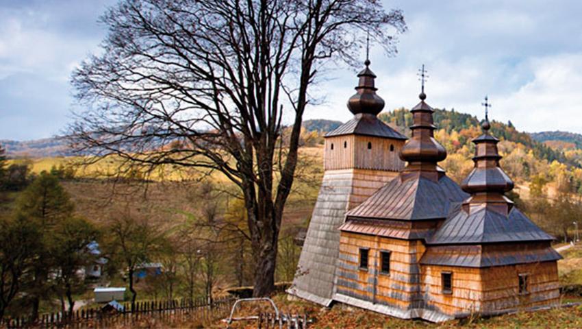 Cerkiew Dubne