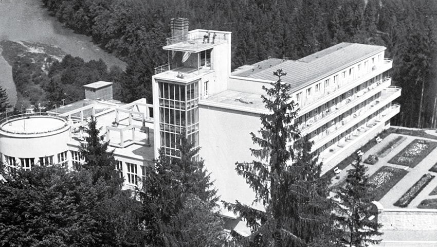 Sanatorium Wiktor-Cechini