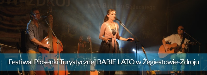 Festiwal BABIE LATO Żegiestów
