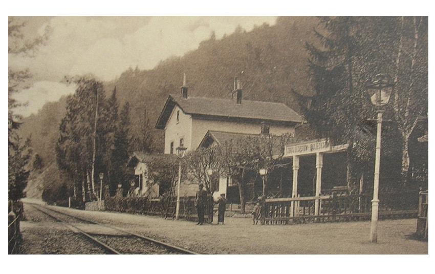 Bad Żegiestów - Stacja kolejowa