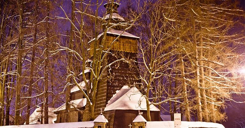 Cerkiew parafialna greckokatolicka św.Jakuba Młodszego wPowroźniku