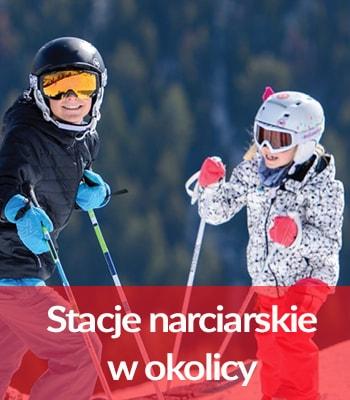Stacje narciarskie okolice Żegiestowa