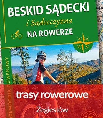 Trasy rowerowe Beskid Sadecki