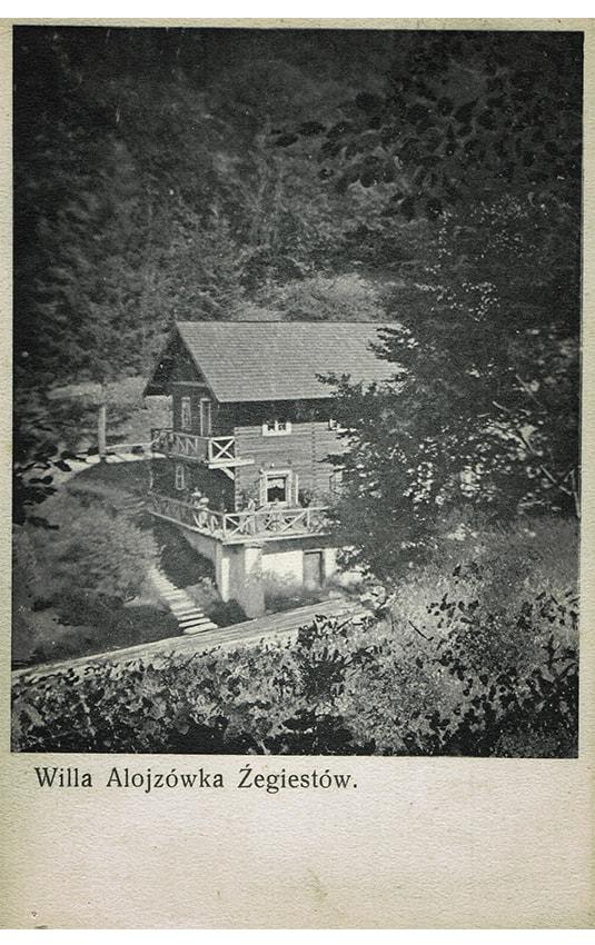 Żegiestów-Zdrój Pensjonat Malutka