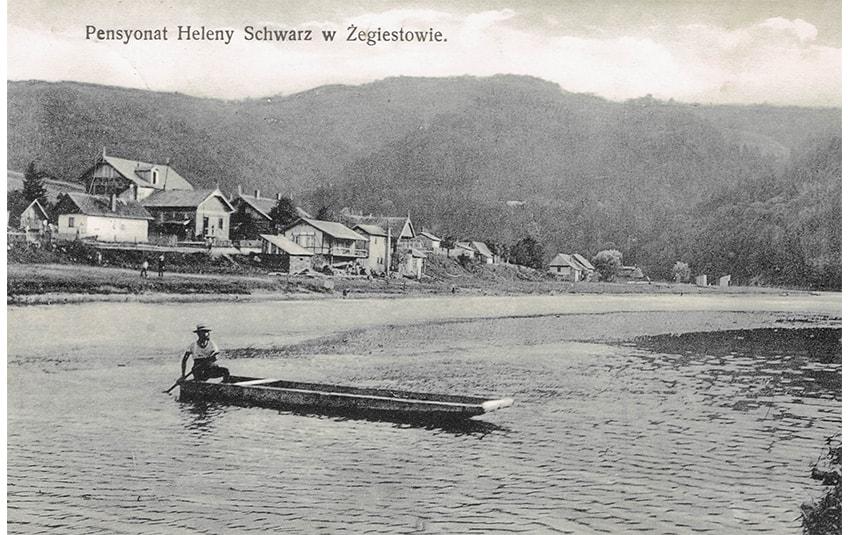 Pensjonat Heleny Schwarz