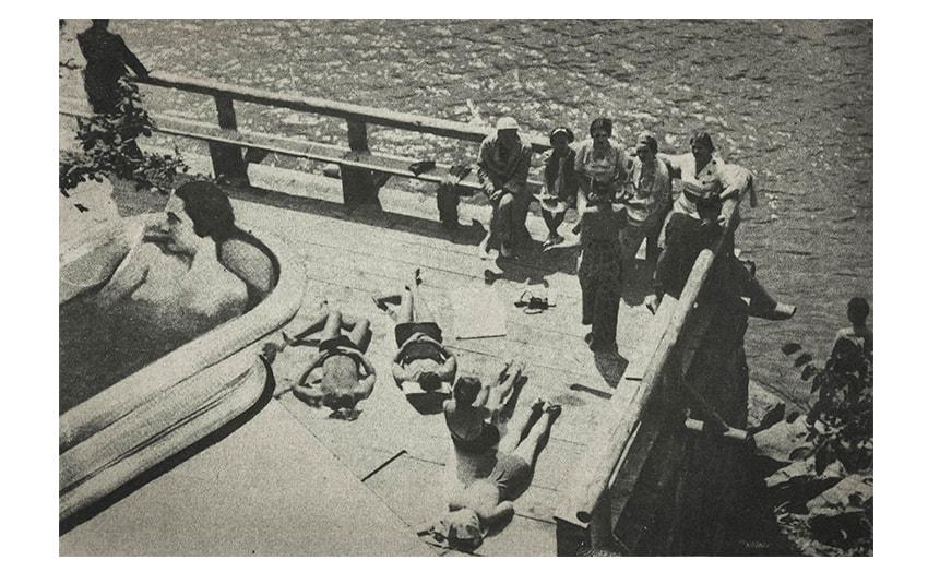 Żegiestów - kąpiele wPopradzie