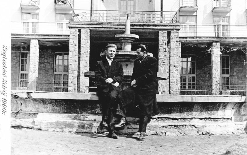 Dom Zdrojowy 1960 r.