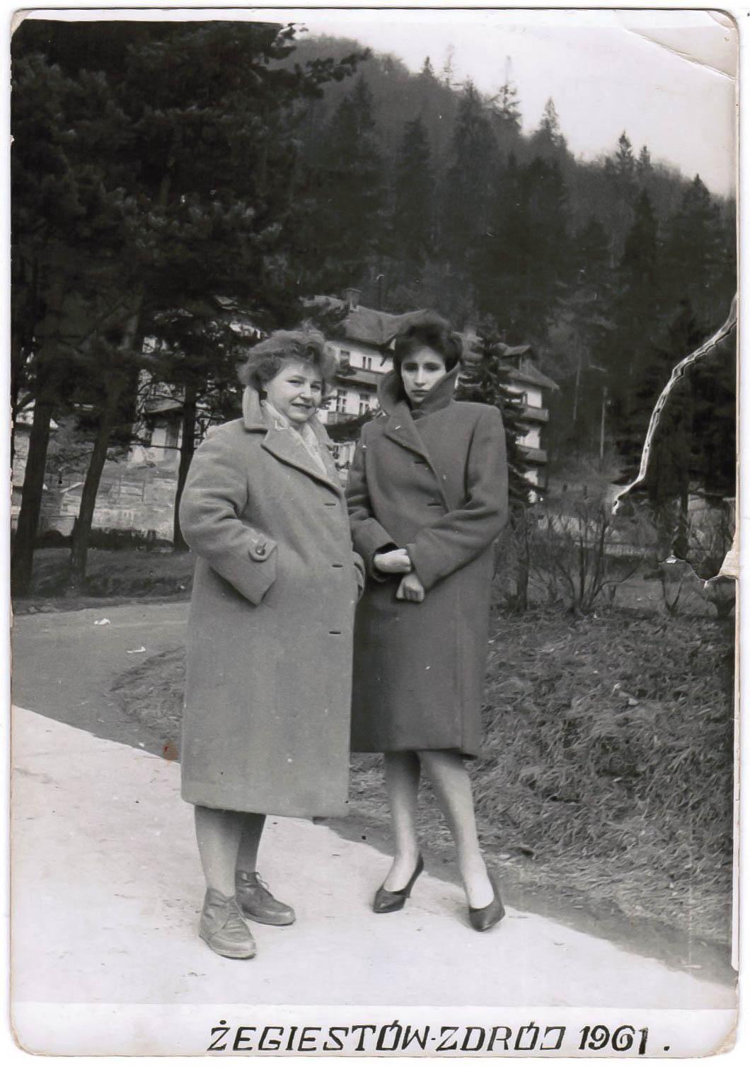 Żegiestów-Zdrój 1938 r. Dom Zdrojowy