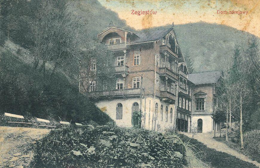 Dom Zdrojowy Medweckich